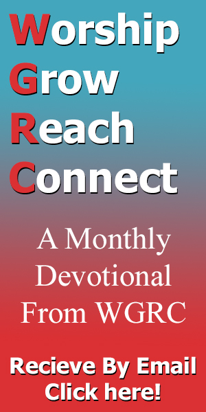 Worship Grow Reach Connect Devotion