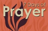 Seven Days of Prayer
