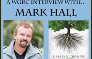 Casting Crowns lead singer Mark Hall