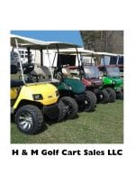 H & M Golf Cart Sales LLC