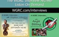 Interview Archives Week of October 16th