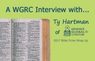 2017 Bible Drive Update