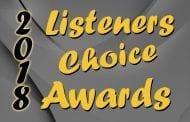 2018 Listeners Choice Awards