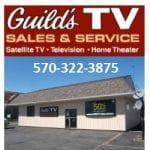 Guild's TV Sales and Service