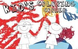 Kid's Coloring Corner