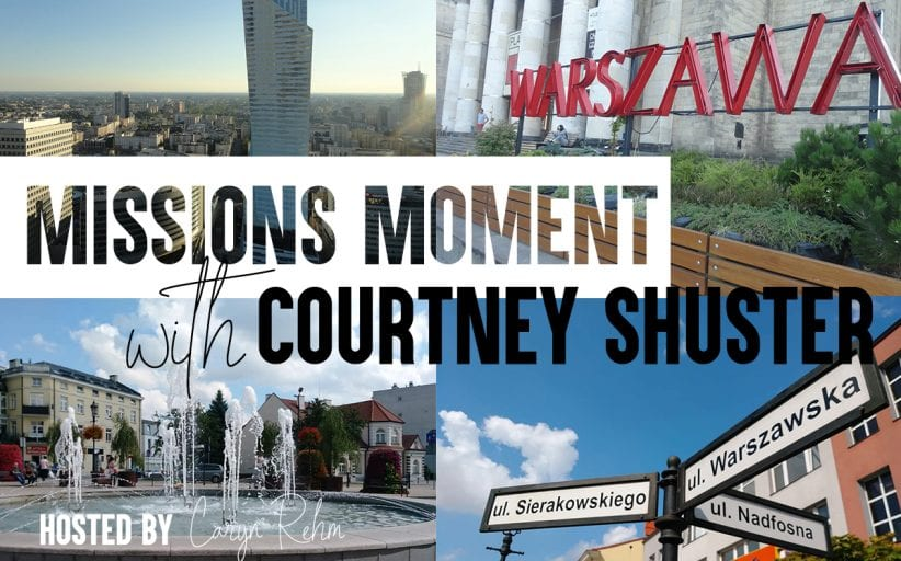 Courtney Shuster - Poland