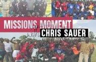 Chris Sauer - Uganda