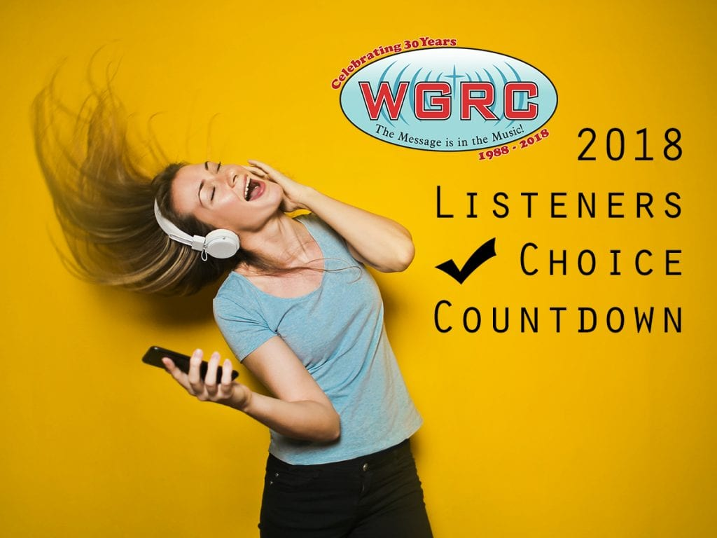 Listeners Choice Countdown