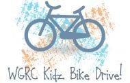 WGRC Kidz Bike Drive