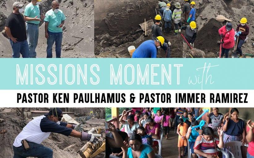 Christ Wesleyan Church Guatemala Disaster Relief Trip