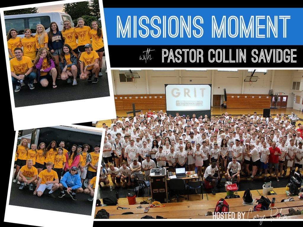 Pastor Collin LAC