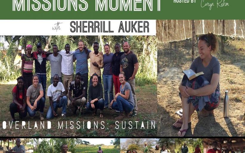 Sherrill Auker Overland Missions