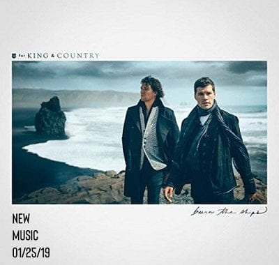 God Only Knows - For King And Country