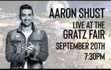 09/20 Aaron Shust @ Gratz Fair