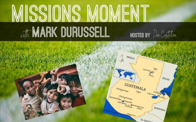 Mark DuRussell