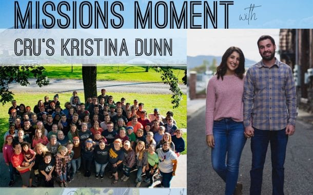 Cru's Kristina Dunn