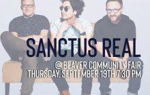 09/19 Sanctus Real @ Beaver Community Fair
