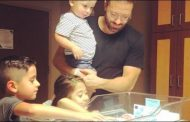 Danny Gokey and Family Welcome Fourth Child
