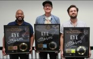 Gotee Records' Ryan Stevenson Honored with RIAA Gold Single