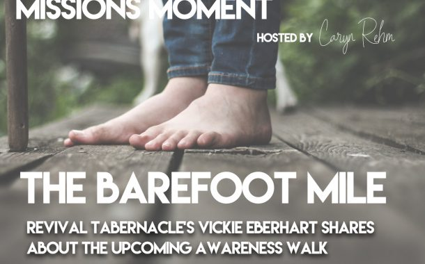 The Barefoot Mile || Awareness Walk