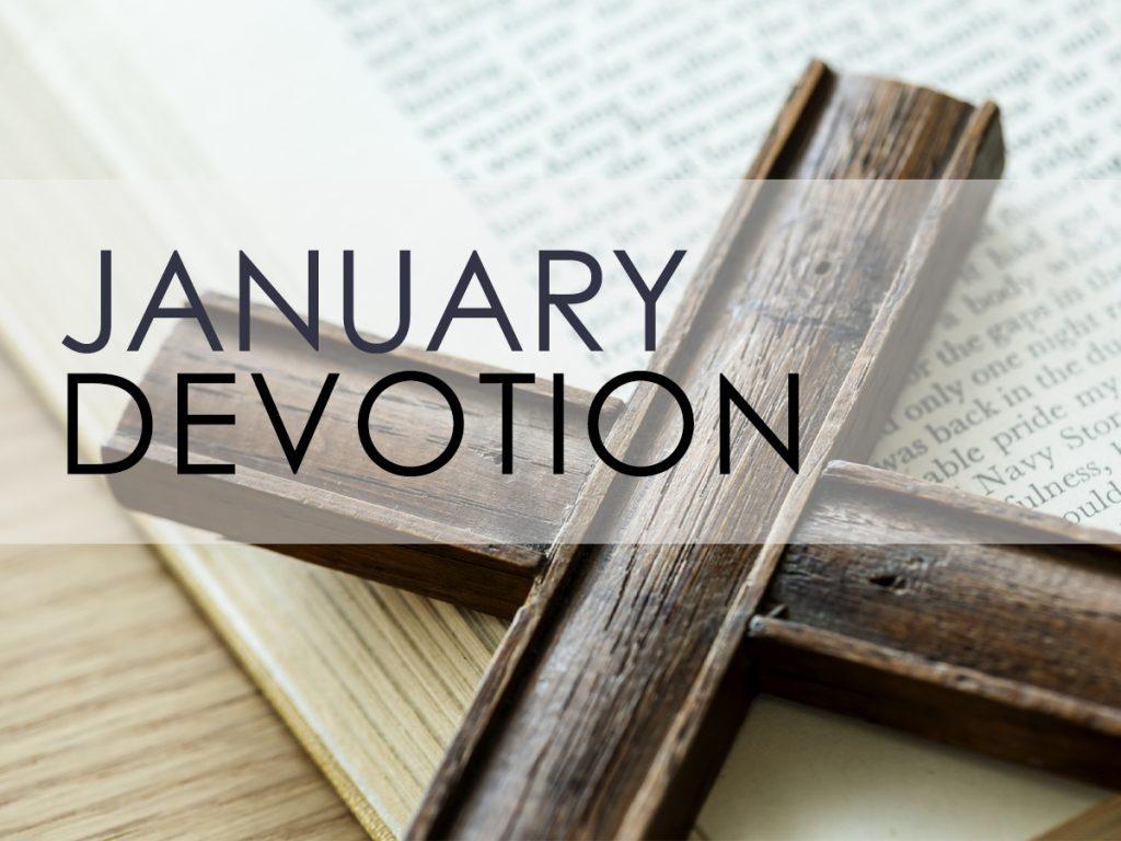 January Devotional