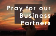 Pray for Our Business Partners