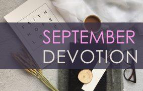 September Devotion