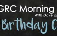 """The """"WGRC Morning Show With Dave and Stephanie"""" Birthday Club"""