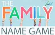 The Family Name Game